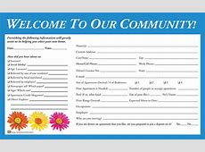 Full Bloom Guest Card Welcome Home America