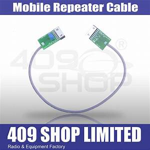 Mobile Repeater Cable 16pin For Motorola Maxtrac Gm300