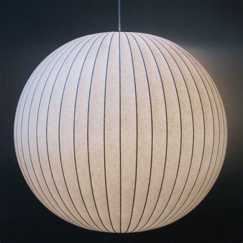 george nelson l modern pendant lighting san