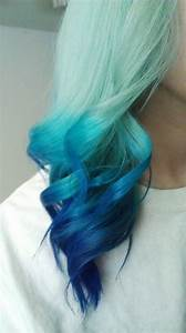 gorgeous Alternative curly hair colored hair dyed hair ...