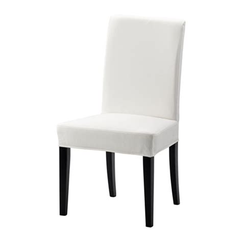 ikea white dining chair covers henriksdal chair gr 228 sbo white ikea
