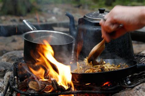 cfire cooking outdoor activities