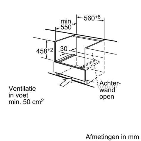 Oven Inbouwen In Keukenkastje by Hb84k552 Siemens Combi Magnetron Keukenloods Nl