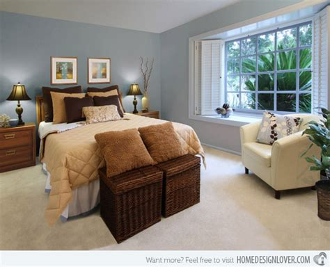 Blue And Brown Bedroom Ideas by 15 Beautiful Brown And Blue Bedroom Ideas Decoration For