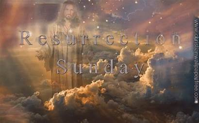 Sunday Clouds Resurrection Christian Backgrounds Christianwallpaperfree Religious