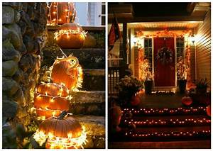 Decoration Halloween Pas Cher : d co halloween maison ~ Melissatoandfro.com Idées de Décoration