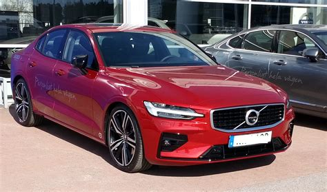 Where Is Volvo From by Volvo S60