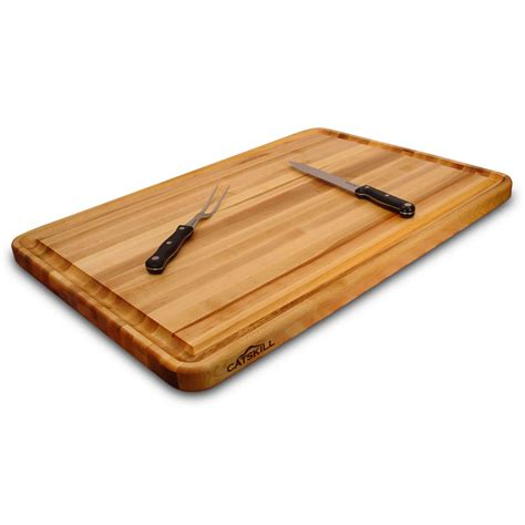 cutting boards extra large pro series grooved cutting board