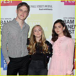 Emily Robinson Photos, News, and Videos | Just Jared