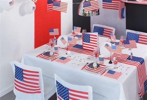 deco chambre etats unis décoration sur le thème usa articles de fête