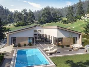 Fertighaus Bien Zenker : bungalow ambience 209 sd mit satteldach bien zenker hausbaudirekt ~ Orissabook.com Haus und Dekorationen