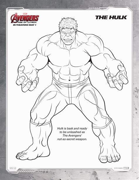 avengers age of ultron coloring sheets avengers
