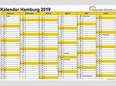 Feiertage 2019 Hamburg + Kalender