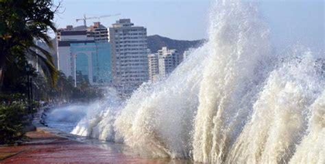 piden incluir amenaza de tsunamis en protocolos de