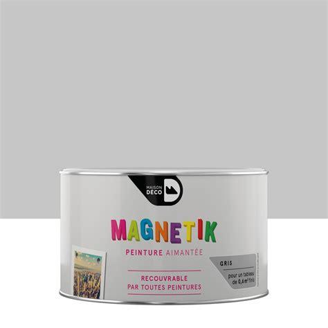 peinture magn 233 tique gris maison deco magn 233 tik c est g 233 nial