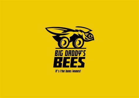 creative bee logo designs design trends premium