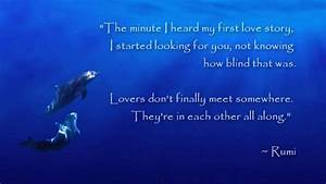 Rumi Quotes About Friendship QuotesGram