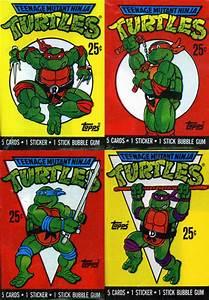 Minifiguresxd Teenage Mutant Ninja Turtles