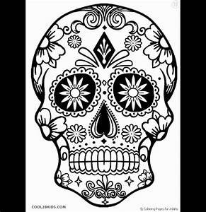 Tete De Mort Mexicaine Dessin : pochoire tete de mort inspiration de d coration ~ Melissatoandfro.com Idées de Décoration