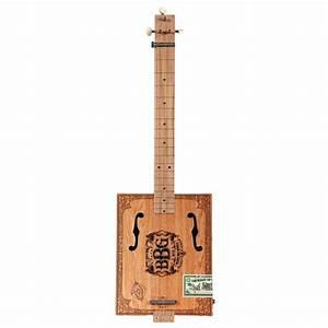 Hinkler Electric Blues Build A Cigar Box Guitar Kit