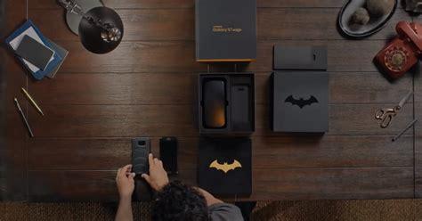 Harga Samsung Galaxy S7 Edge Injustice Edition Batman samsung galaxy s7 edge injustice edition mulai pre order