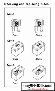 Toyota Camry Xv30 Fuse Box Diagrams  U0026 Schemes