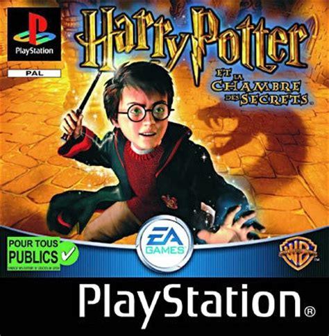harry potter et la chambre des secrets ps1 harry potter et la chambre des secrets jeux