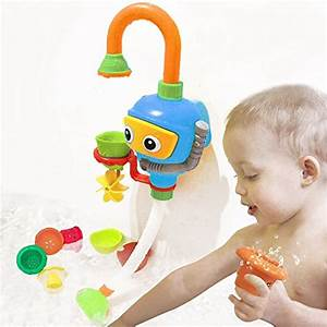 Spielzeug Für Badewanne : wishtime kinder wasser dusche badespielzeug badewanne brunnen spielzeug 3 stackable and ~ Eleganceandgraceweddings.com Haus und Dekorationen