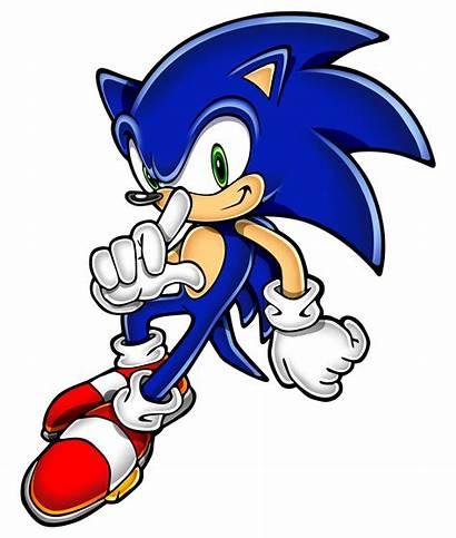 Sonic Mega Hedgehog Plus Official Graphics Website