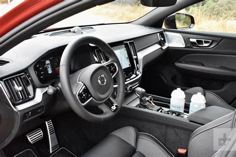 Volvo S60 2019 Interior by 2019 Volvo S60 Drive Review Digital Trends