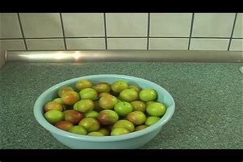 video unreife mirabellen schonend nachreifen lassen