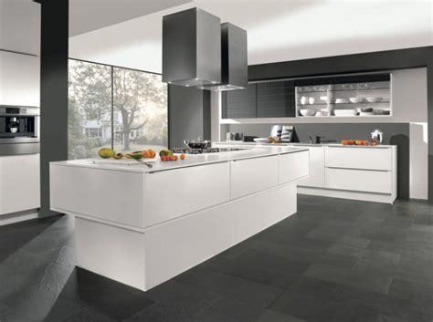 cuisine blanches cuisine design grise blanche cuisine gris