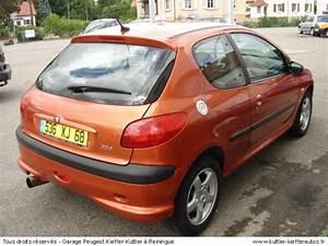 206 D Occasion : peugeot 206 s16 2000 occasion auto peugeot 206 ~ Maxctalentgroup.com Avis de Voitures