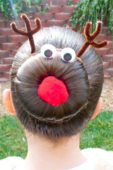 crazy hair styles  show kids     fun