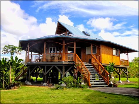Farmhouse Design Philippines Images Bamboo House Picture