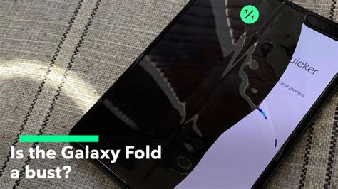 samsung s foldable screens fail in some early review bloomberg