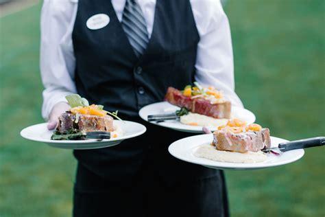 Wedding Reception Defining Three Types Of Table Service