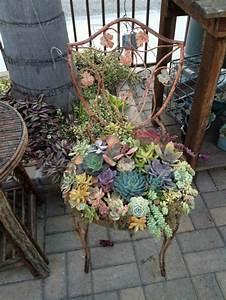 Garten Bepflanzen Ideen : 90 deko ideen zum selbermachen f r sommerliche stimmung im ~ Lizthompson.info Haus und Dekorationen