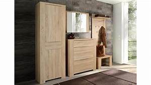 Garderobe Mit Schuhbank : schuhbank calpe garderobe sitzbank mit ablage sonoma eiche ~ Indierocktalk.com Haus und Dekorationen