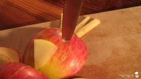 vous prendrez bien une pomme oiseau pour le dessert