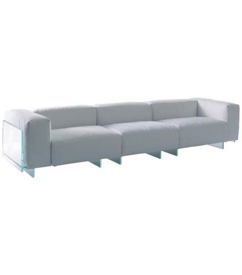 canape lounge lounge canapé 3 places glas italia milia shop