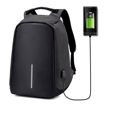 todays deal anti theft laptop travel backpack  usb