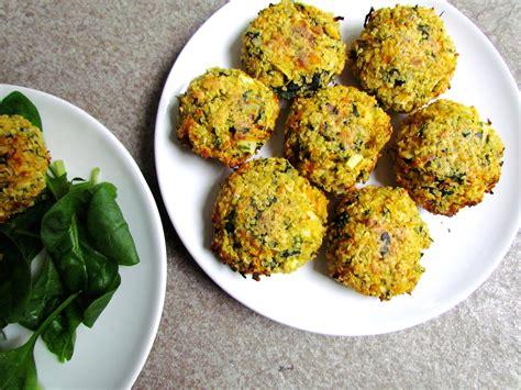 comment cuisiner le quinoa burgers de quinoa aux épinards et carottes savormania