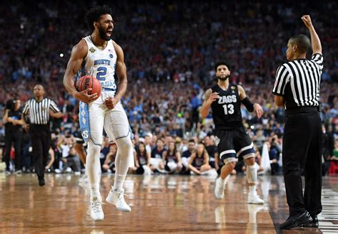 north carolina scores roy williams  ncaa national title