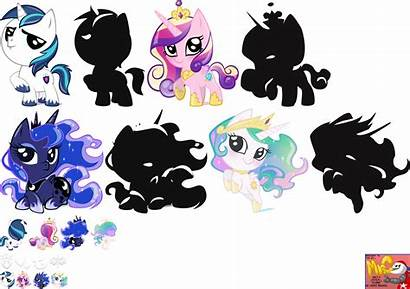 Pony Sheet Spriters Resource Pocket Ponies Previous