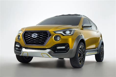 Datsun Cross Wallpapers by 2015 Datsun Go Cross Concept Images Conceptcarz