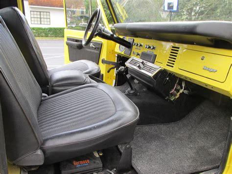 ford bronco pickup