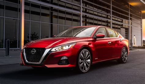 nissan altima hybrid colors redesign release date