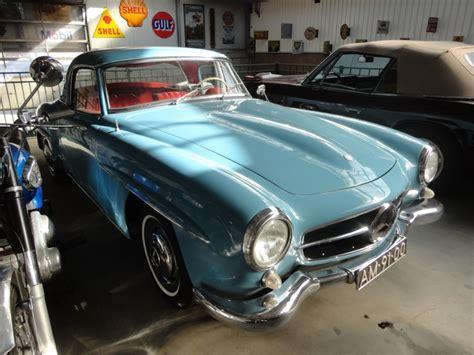 mercedes sl perfect joop stolze classic cars