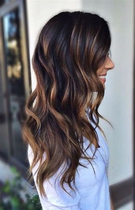 Hair Colour Styles For Brunettes by 25 Subtle Hair Color Ideas For Brunettes Brunettes Color